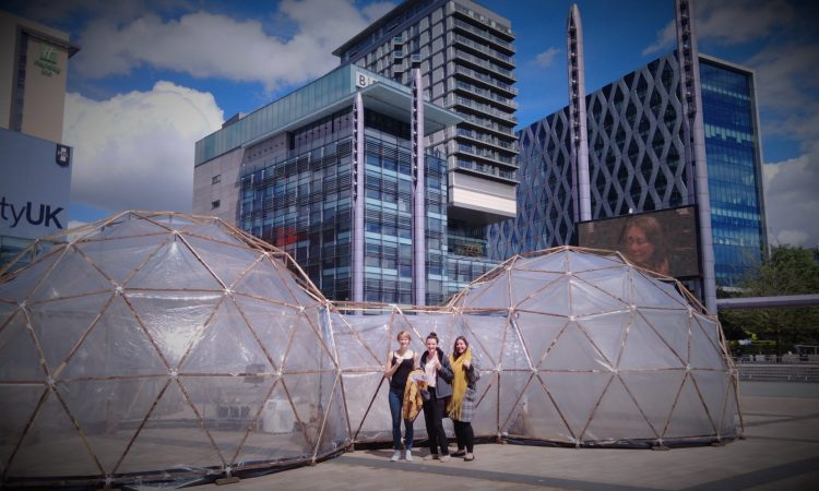 Pollution Pods for Clean Air Week