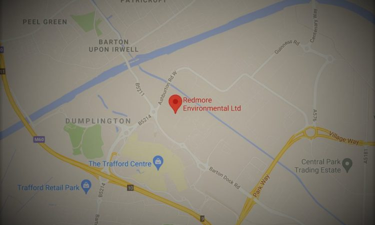 We Have Moved - Map of Office Location